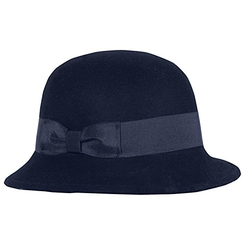 Tilley Endurables Women's TWF8 Vintage Cloche - Navy - XL by Tilley
