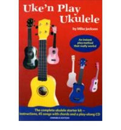 Uke'n Play Ukulele Omnibus Edition (Book/CD) (Paperback) - -