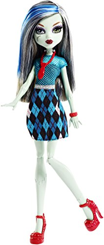 Monster High Frankie Stein Doll - Frankie From Monster High