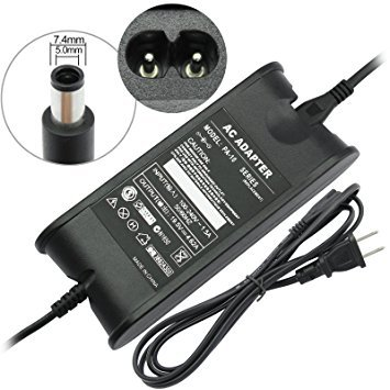Ac Power Adapter for Dell Latitude D810 / D820 / X300 / X300 / D400 Pa-10 90w 19.5v 4.62a (Dell Pa 10 90 Watt Power Supply)