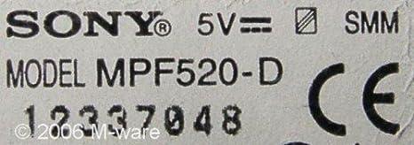 ID1862 Diskettenlaufwerk Sony MPF520