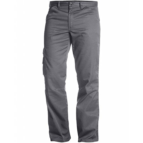 149018359400C62 TrousersService Size 46//34 IN Grey Metric Size C62