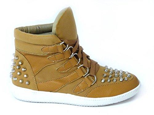 1 Tan Sko's 8535 Donna Sneaker xIEppqzvnw