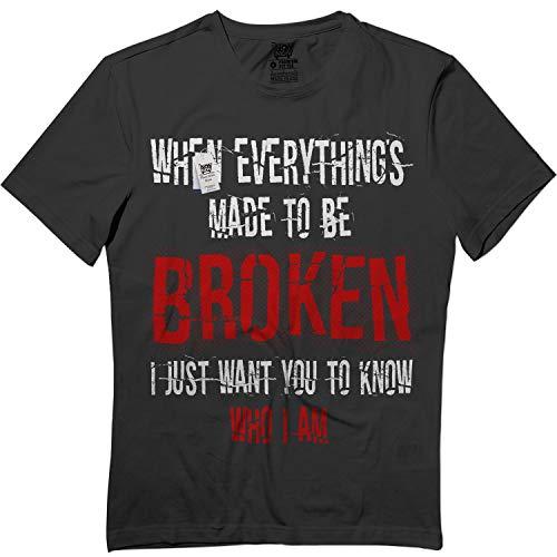Goo-Goo T-Shirt Dolls When Everything's Made to Be Broken T-Shirt Black
