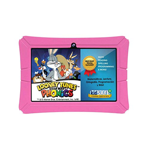 EPIK ELT0801H-PK-WM Highq Kids Tablet Pink 8in