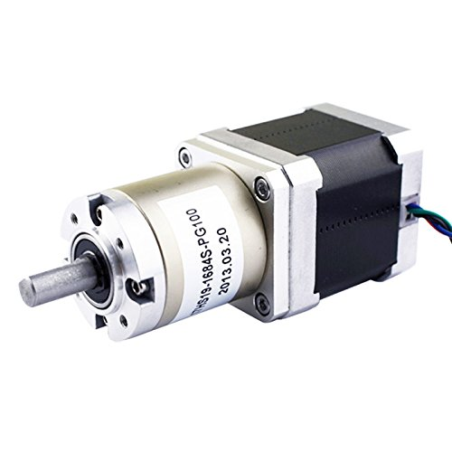 100 1 planetary gearbox nema 17 stepper motor low speed for High speed stepper motor