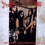 The True Legends in Black(vinyl) LP vinyl