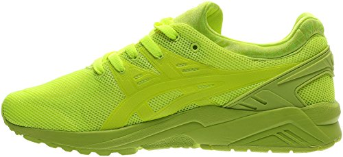 Asics Gel-kayano Trainer Evo Retro Running Shoe Lime / Lime