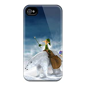 New Winter Christmas Cases Covers, Anti-scratch JessyLoisel Phone Cases For Iphone 6