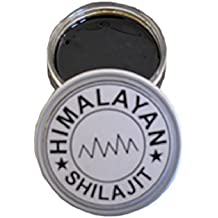 10 - Grams of Authentic Pure Himalaya Shilajit - Sourced, Harvested and Purified At Altitude - (Silajit, Salajeet) - 10 Grams