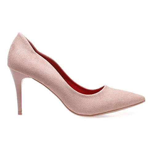 Rose Modeuse Vestir 46275 Material La De Zapatos Mujer Sintético vARwxqg8