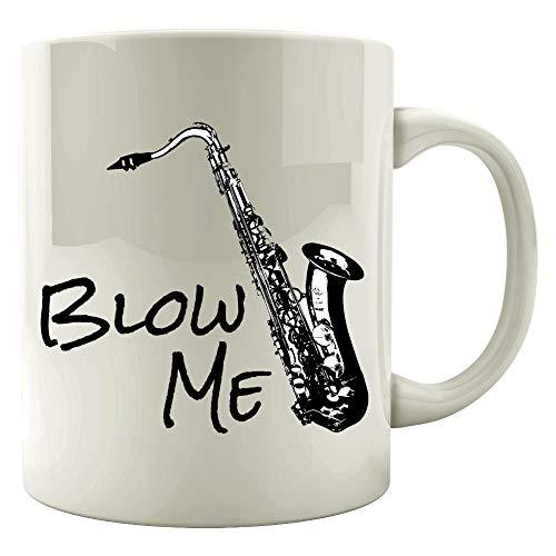 Saxophone - Colored Mug