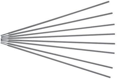 5 X elettrodi 2,5 mm in Ghisa.