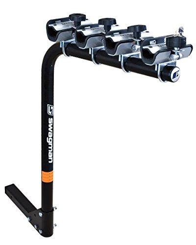 Swagman XP 4-Bike Standard Hitch Mount Rack (2″ Receiver) For Sale
