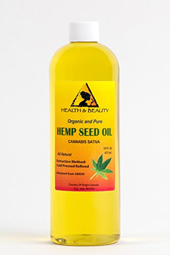 Hemp-Seed-Oil-Refined-Organic-Carrier-Cold-Pressed-Pure-16-oz