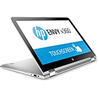 HP Envy x360 15.6-Inch Convertible Laptop - Intel Core i5 2.5GHz CPU, 8GB RAM, 256GB SSD, Windows 10 Home (Certified Refurbished)