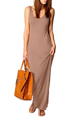 orange 70s dress - 6