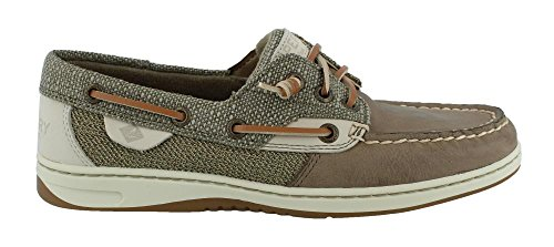 Donne Sperry, Scivolare In Barca Rosefish Taupe Scarpa
