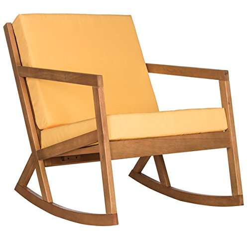 Safavieh Outdoor Collection Vernon Rocking Chair ()