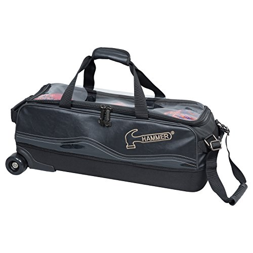 Hammer Force Slim Triple Tote/Roller by Hammer