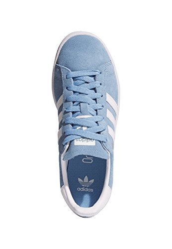 adidas Campus, Zapatillas Unisex Niños Azul (Azucen / Ftwbla / Ftwbla 000)