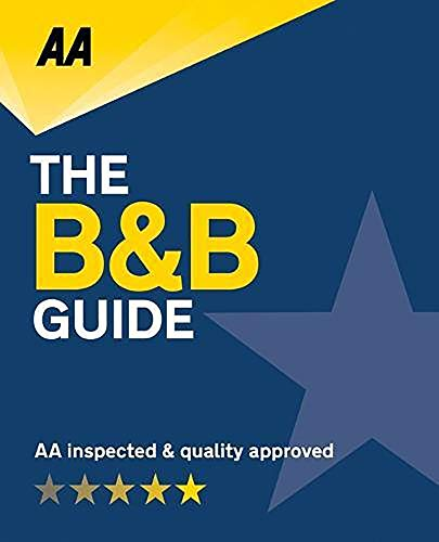 The B&B Guide 2019 (AA Lifestyle Guides)...