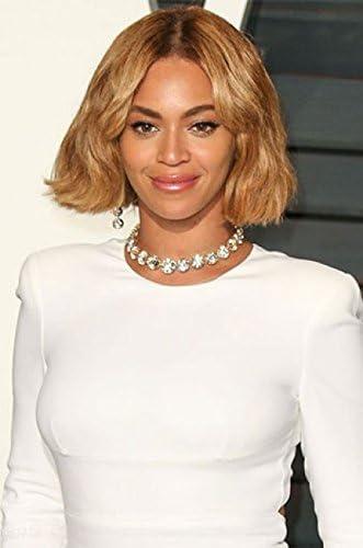 Beyonce Nuevo Bob Inspirado Ombre Rubia Color Lace Front Wigs ...