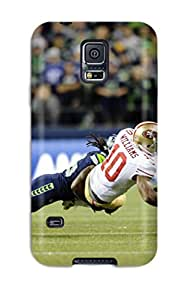 9789897K911440025 seattleeahawks NFL Sports & Colleges newest Samsung Galaxy S5 cases