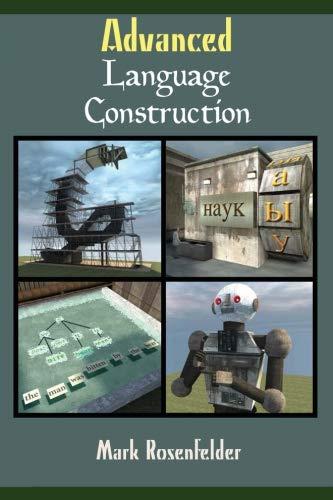 Advanced Language Construction ()