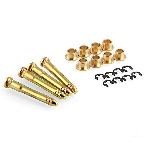 - Tasan Racing Door Hinge Pins Pin Bushing Kit for Honda Civic Accord CR-V CRX CX DX EX SI EG6 B16 D16 EK EG EH EJ