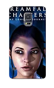 Hot CGYiQek2284IuCGC Case Cover Protector For Galaxy S5- Dreamfall Chapters The Longest Journey/ Special Gift For Lovers