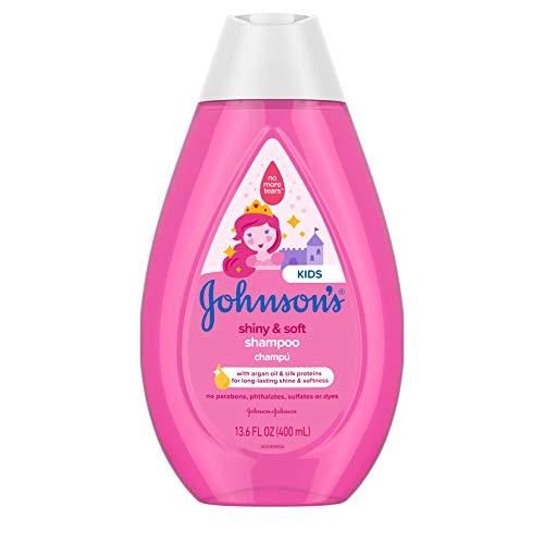 Johnson's Baby Shiny Soft TearFree Kids' Shampoo