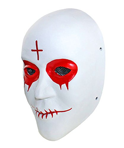 Gmasking The Purge Anarchy Cross Wire Mesh Airsoft Mask Halloween -