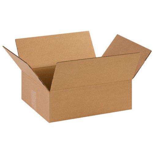 "Aviditi 14116 Corrugated Box, 14"" Length x 11"" Width x 6"" Height, Kraft (Bundle of 25) from Aviditi"