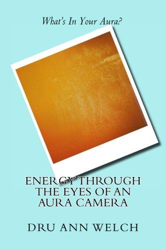 Energy Through the Eyes of an Aura (Aura Eye)