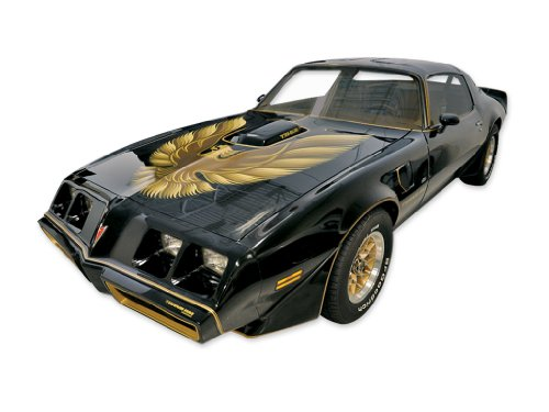 1978 1979 1980 Pontiac Firebird Trans Am Special Edition Bandit Decals & Stripes Kit - Gold