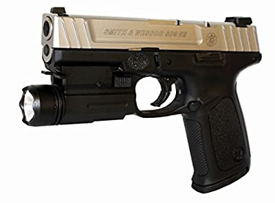 Pistol Flashlight For Smith and Wesson SD9VE Sig P220 P226 P229 P320. from TRINITY SUPPLY INC