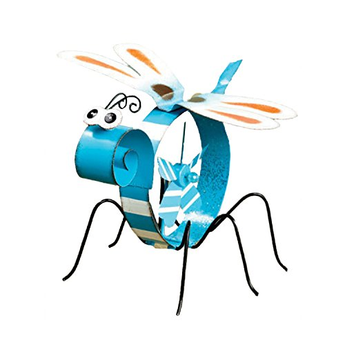 Dragonfly Garden Friend Wind Spinner