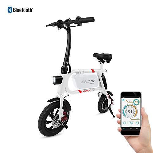 SwagCycle Pro Folding Electric