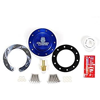 XDP Universal Fuel Tank Sump Kit With Dual O-Ring #XD131-A CUTTING REQUIRED!