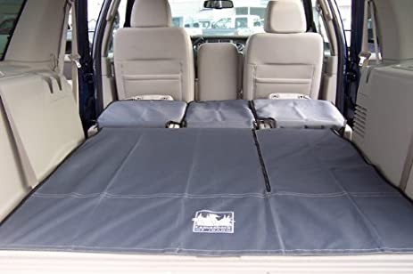Ford Expedition Canvasback Cargo Liner Gray Nd Row Bench Seating