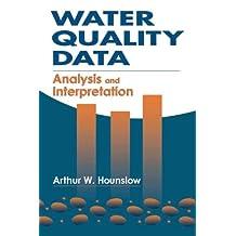 Water Quality Data: Analysis and Interpretation