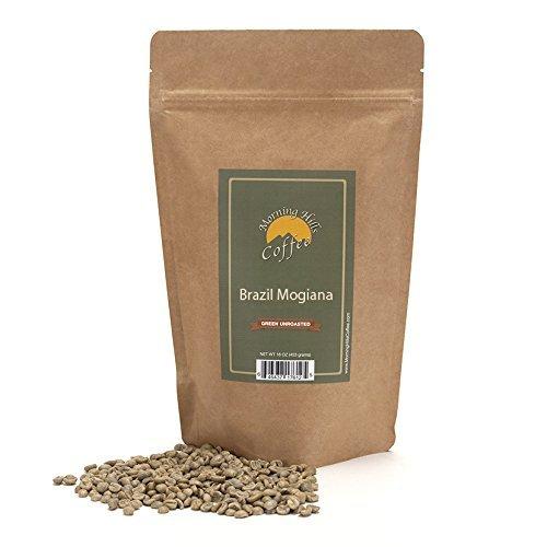 Brazil Santos 5 Lb Bag - 5 Pounds Brazil Mogiana Green Unroasted Coffee Beans