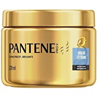 Máscara de Tratamento Pantene Brilho Extremo 270Ml, Pantene
