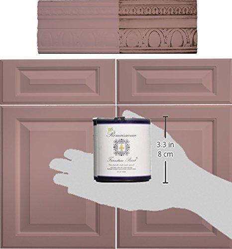Retique It Chalk Furniture Paint by Renaissance DIY, 16 oz (Pint), 52 Romance