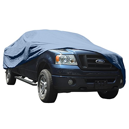 EmpireCovers EMP422 Titan 3L Basic Truck Cover Fits Standard Cab - (Blue)