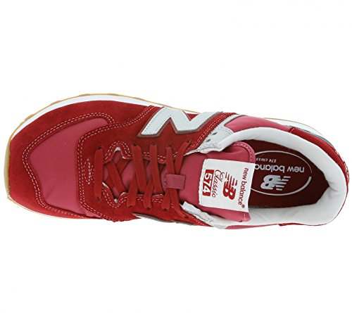 New Balance ML574 Herren Sneakers Rot