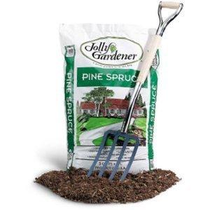 OLDCASTLE LAWN & GARDEN 52058042 2-Cuft Pine Spruce Mulch