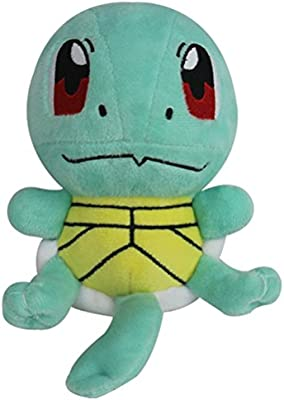 Squirtle - Pokemon / Pokemon GO: Peluche 14 cm: Amazon.es ...