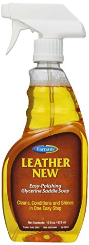 FARNAM 32601 Leather New Saddle Soap, 16-Ounce (2 Pack) by Farnam (Image #1)
